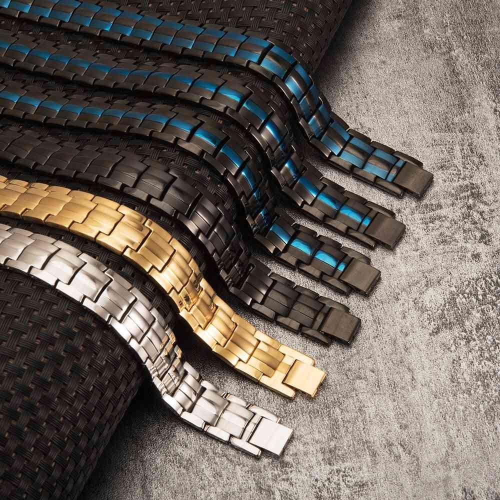 Hand Chain Energy Health Germanium Magnetic Bracelet