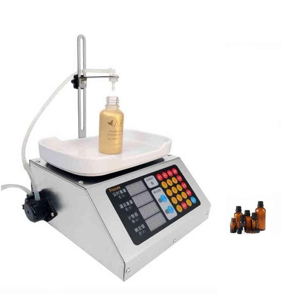Small Automatic Liquid Filling Machine