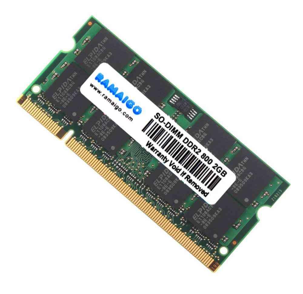 4gb Laptop Memory
