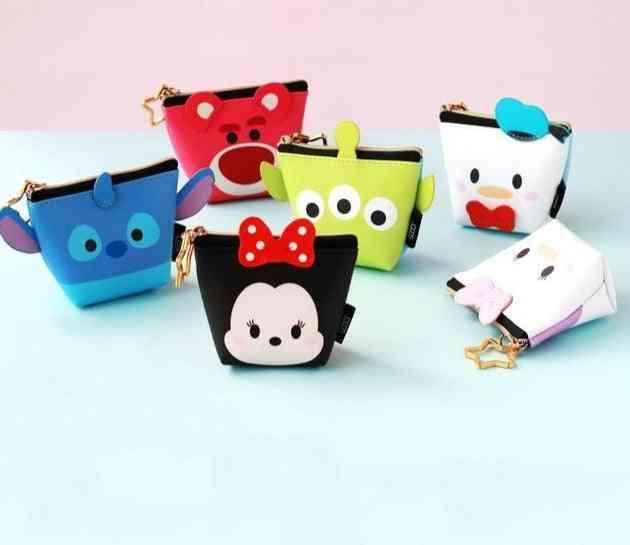 Minnie Mouse Pu Leather Bag
