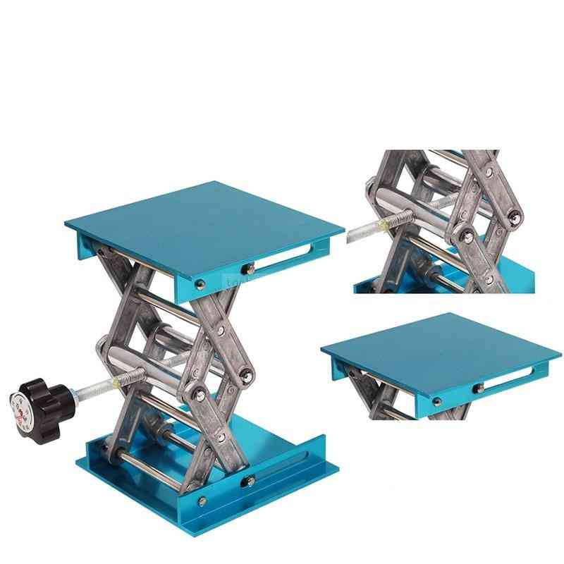 Lifting Stand Rack Lift Platform Woodworking Benches