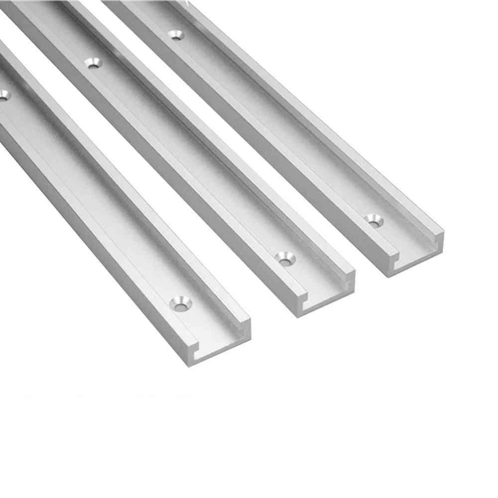 Aluminium Alloy T-track Slot Miter Track
