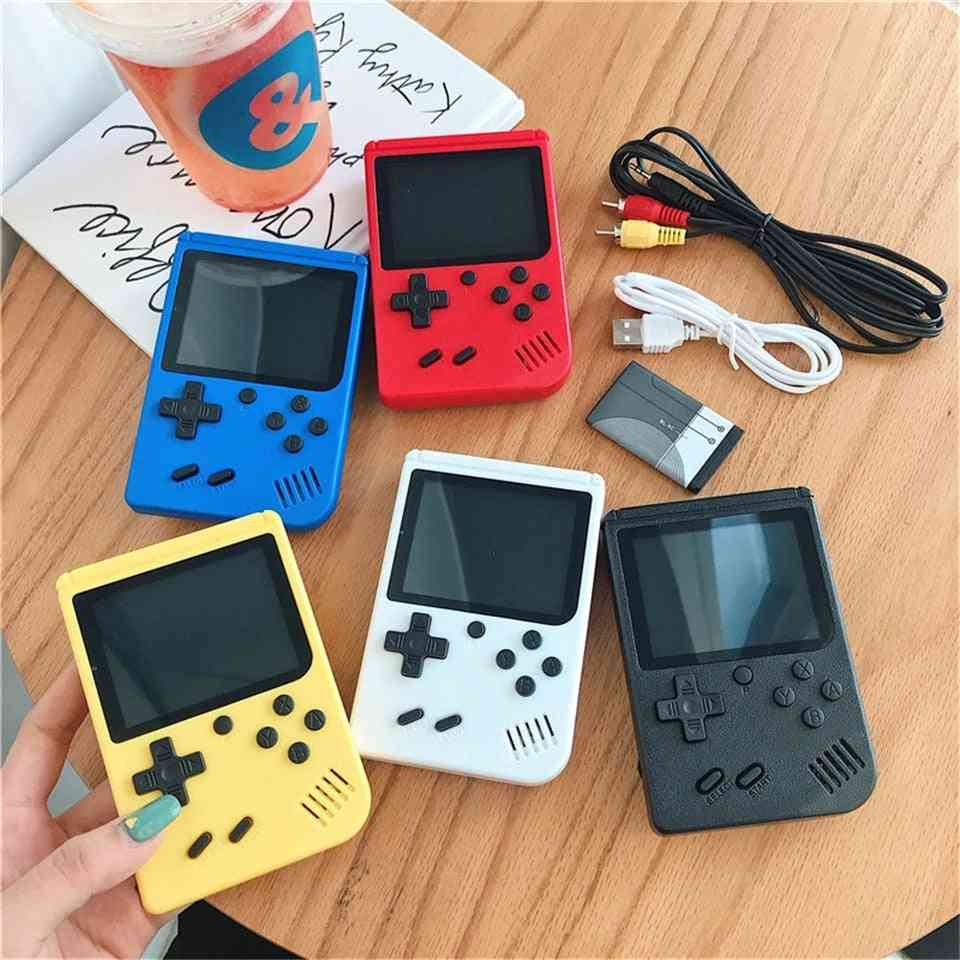 Portable Retro Game Console, Handheld, Advance Players, Gameboy, Lcd Sreen Support