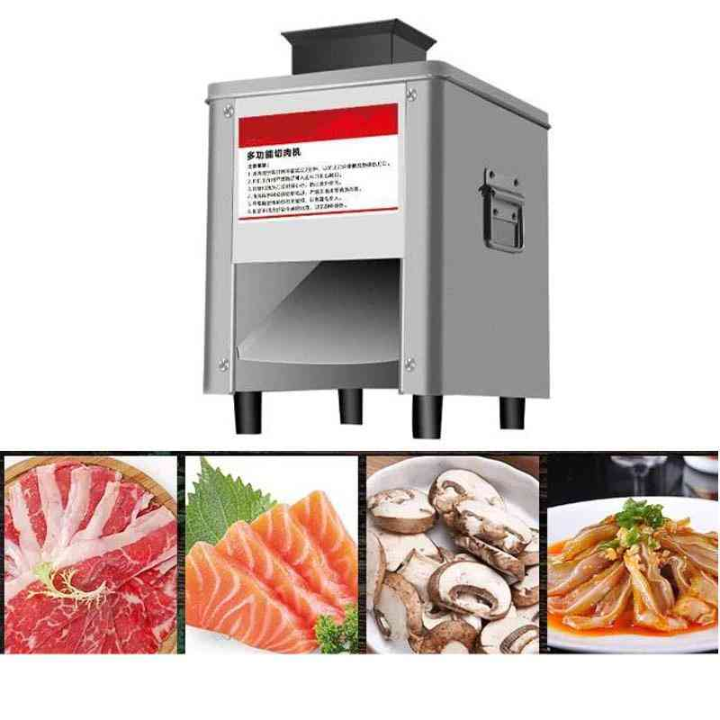 Multi-function Commercial Meat Slicer - Household Meat Cutting Machine