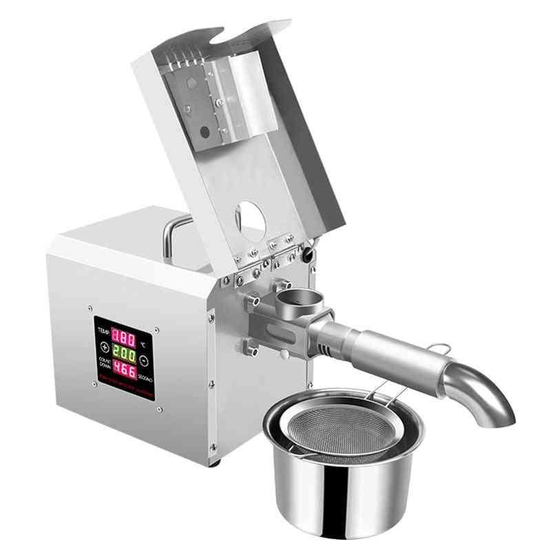 Stainless Steel Oil Press Machine