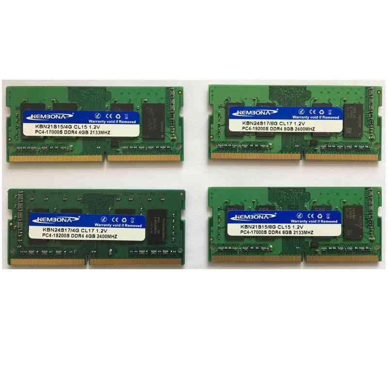 Laptop Ddr4 Ram Memory