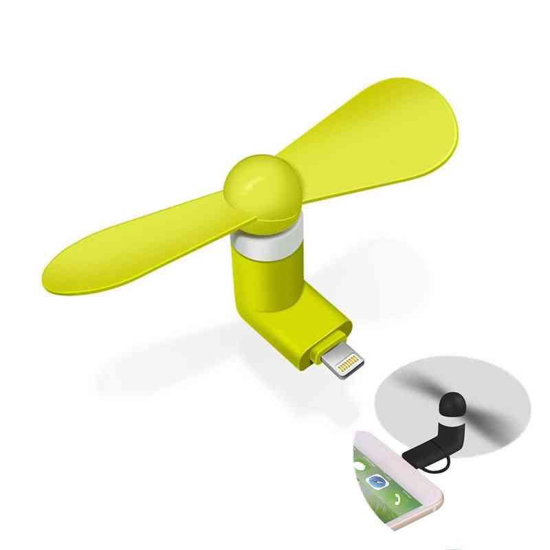 Creative Mini Portable Micro Usb Fan