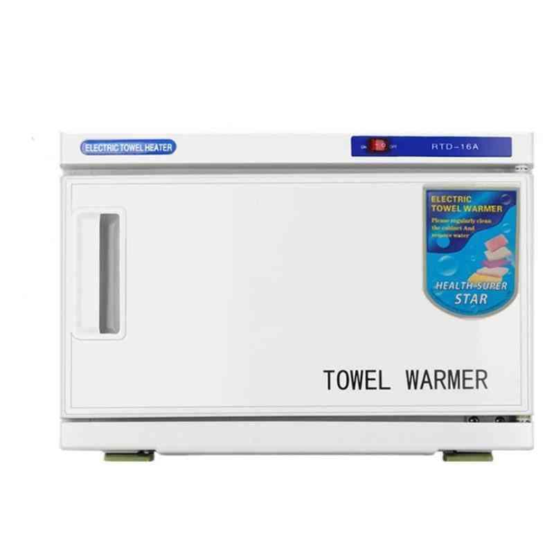 16l Towel Sterilizer 2 In 1 Towel Warmer Sterilization Cabinet For Facial Salon Spa Machine