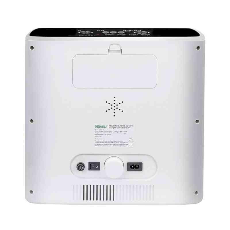 De-1s 110v/220v English Version 220v 1-8l (adjustable) O2 With Extra 3pc Filter