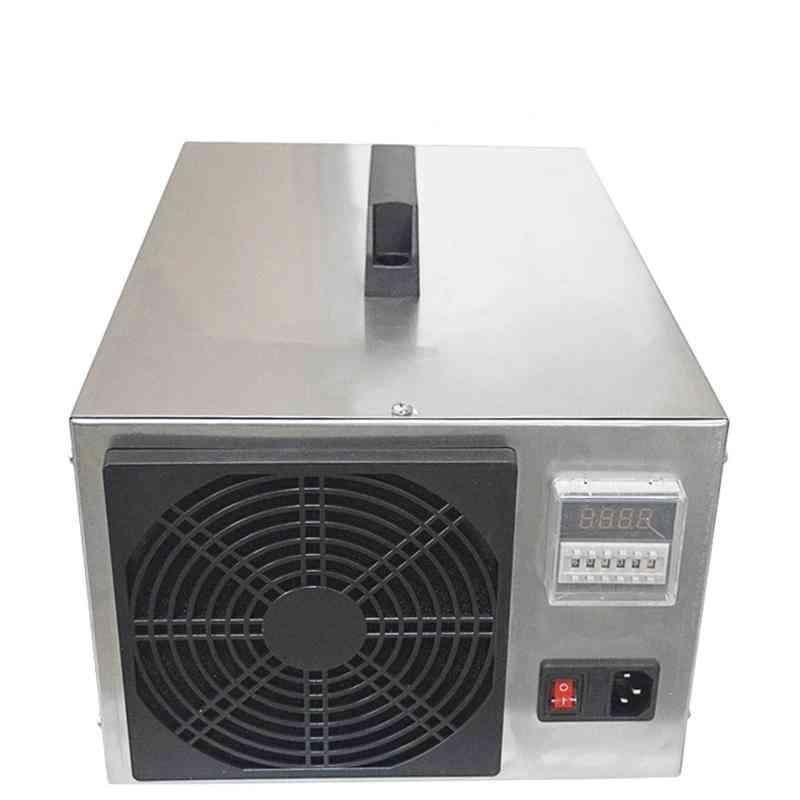 50g Ozone Generator Air Sterilizer Air Purifier Food Sterilization Farm Ammonia Removal