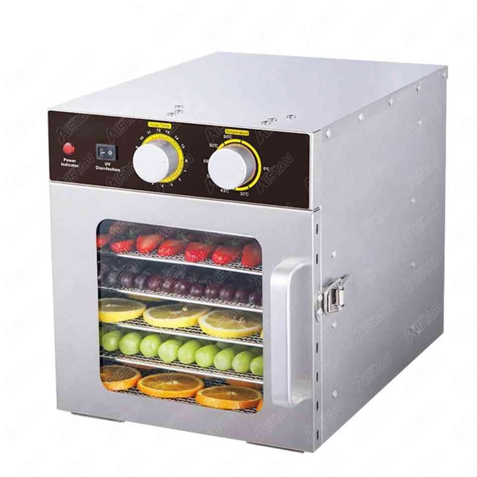 Electric Food Dryer Fruits Dehydrator Machine