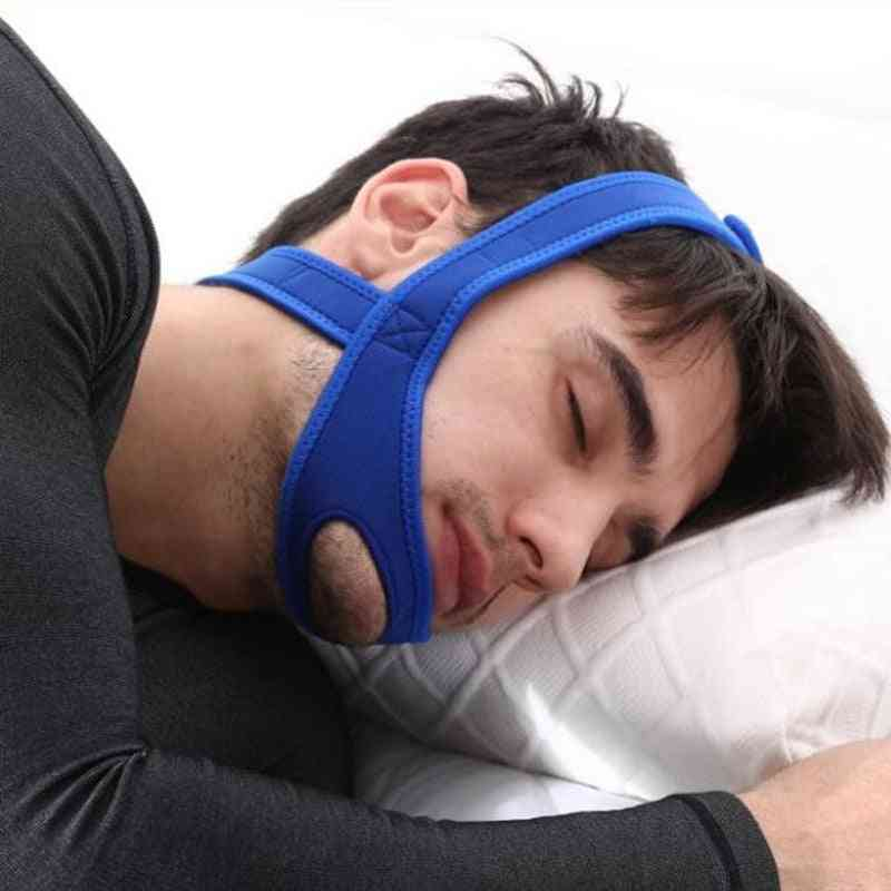Anti Snore Stop Snoring Chin Strap Belt