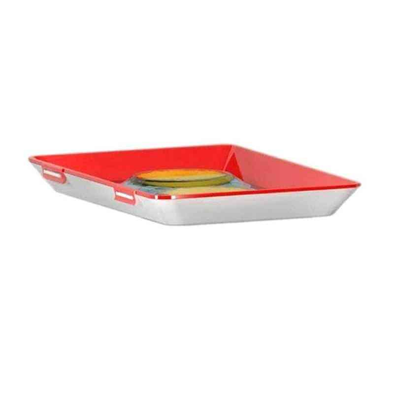 Creative Food Preservation Stackable Food Fresh Tray