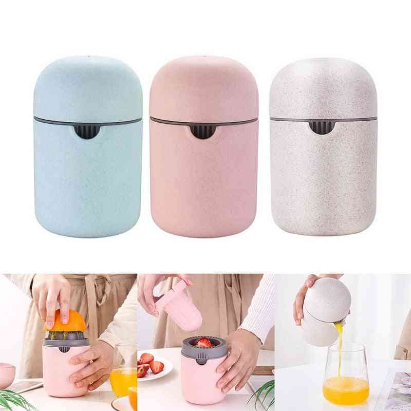 Citrus Orange Squeezer-anti-slip Mini Hand Juicer