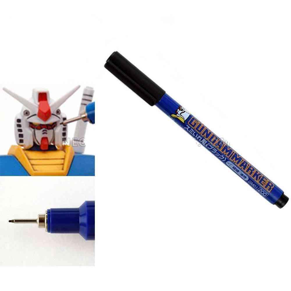 Model Making Marker Pen With Fine Tip