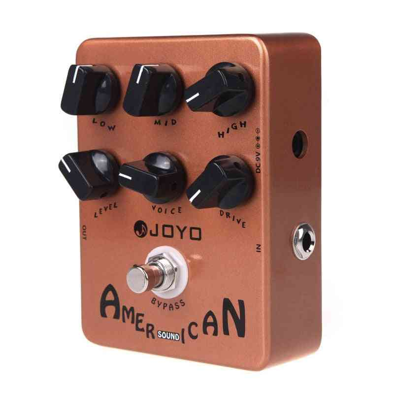 Electric Guitar, Effect Pedal True Bypass, Sound Amp Simulator Accessories