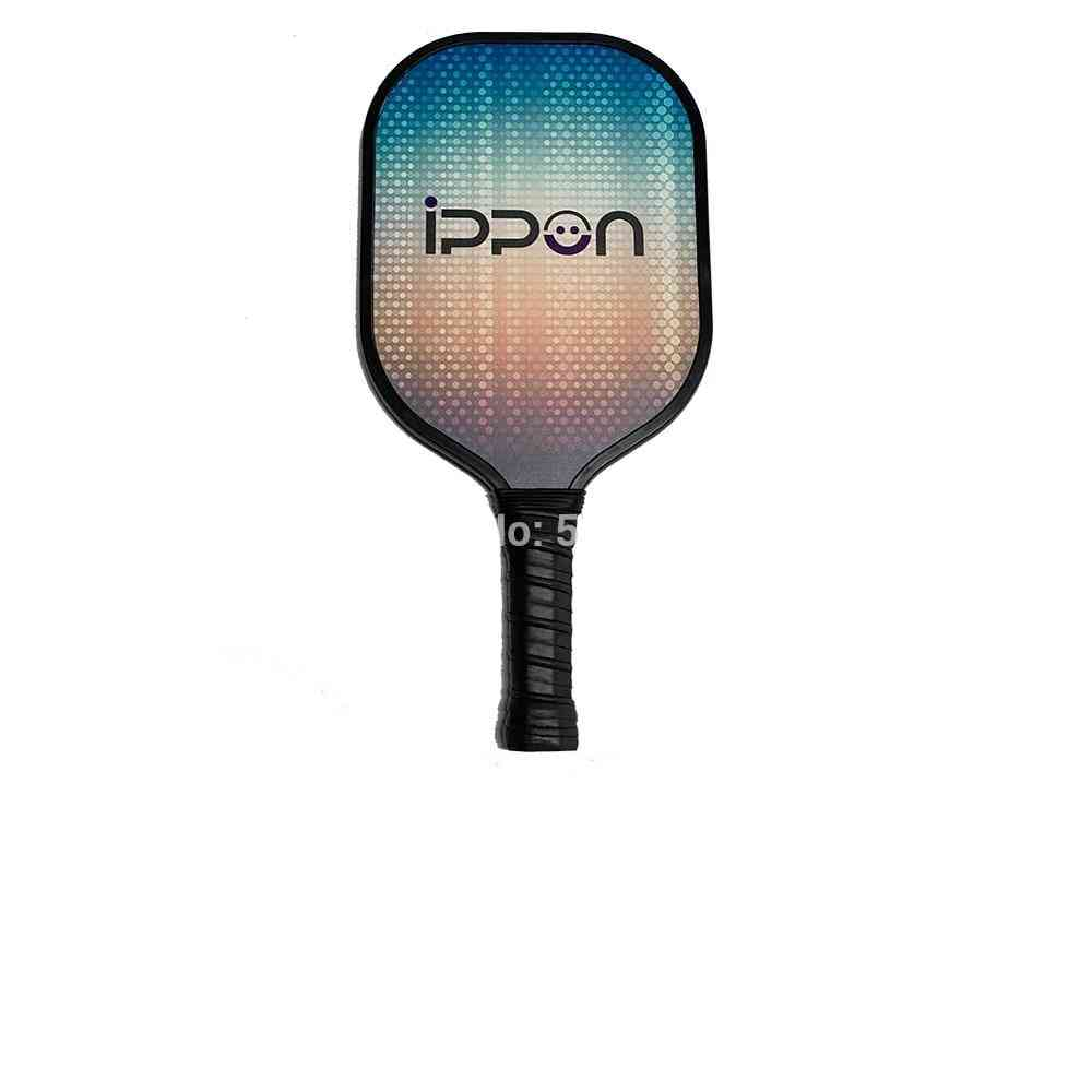 Usapa Approved Graphite Face Honeycomb Core Graphite Pickleball Paddle