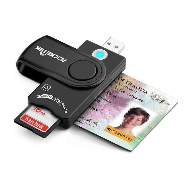 Usb 3.0 Smart Card Reader