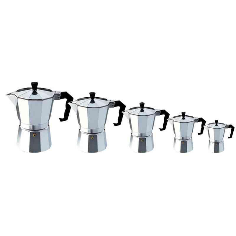 Stovetop Moka Coffee Maker, Cafe-coffee Pot