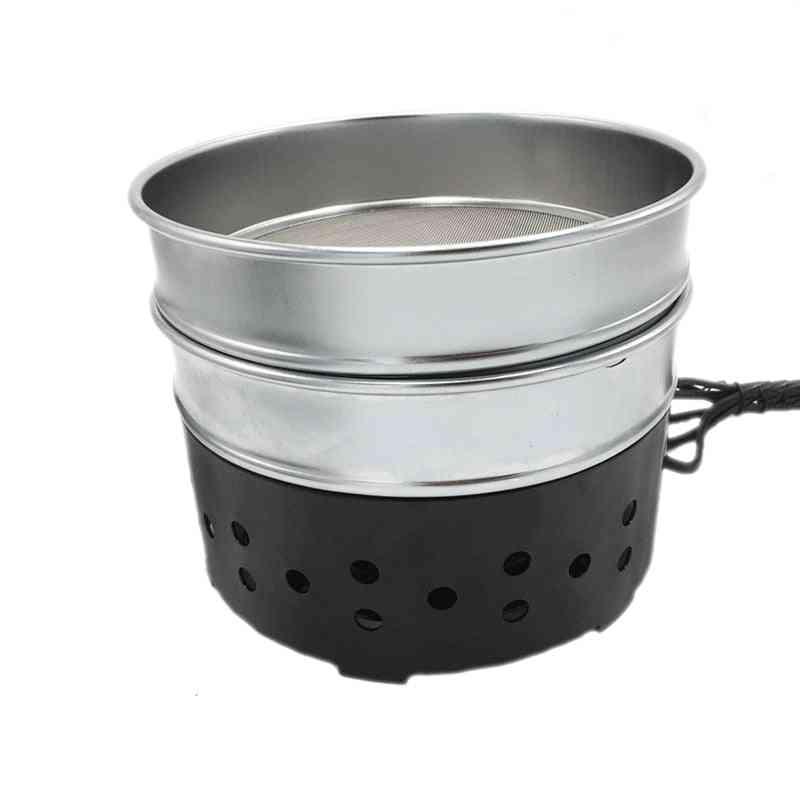 Coffee Bean Cooler, Radiator Roasted Cooling Machine