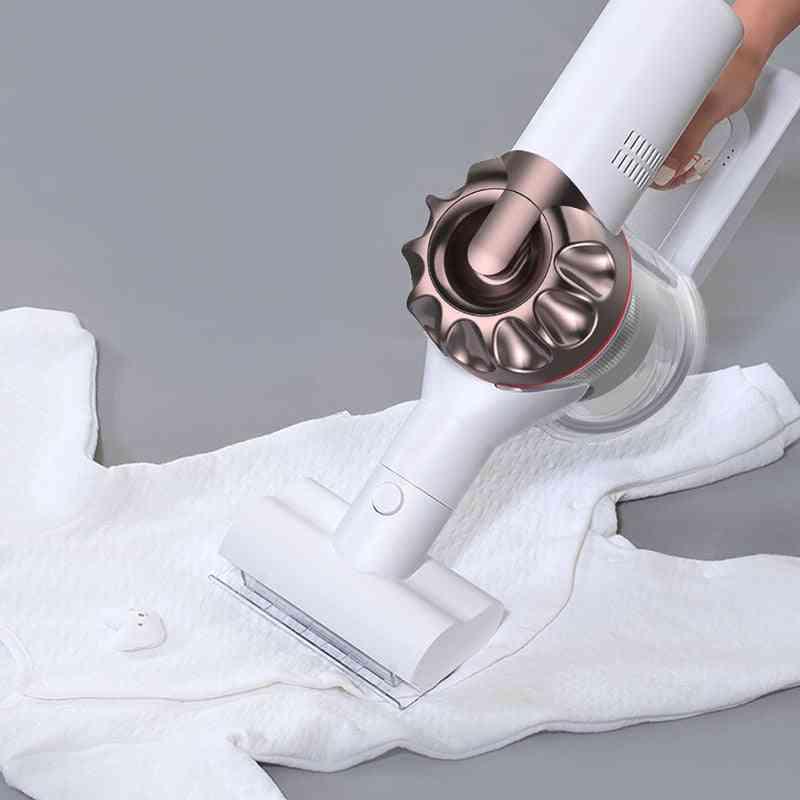 Xr Handheld Vacuum Cleaner For Home Wireless Cordless Carpet (white)