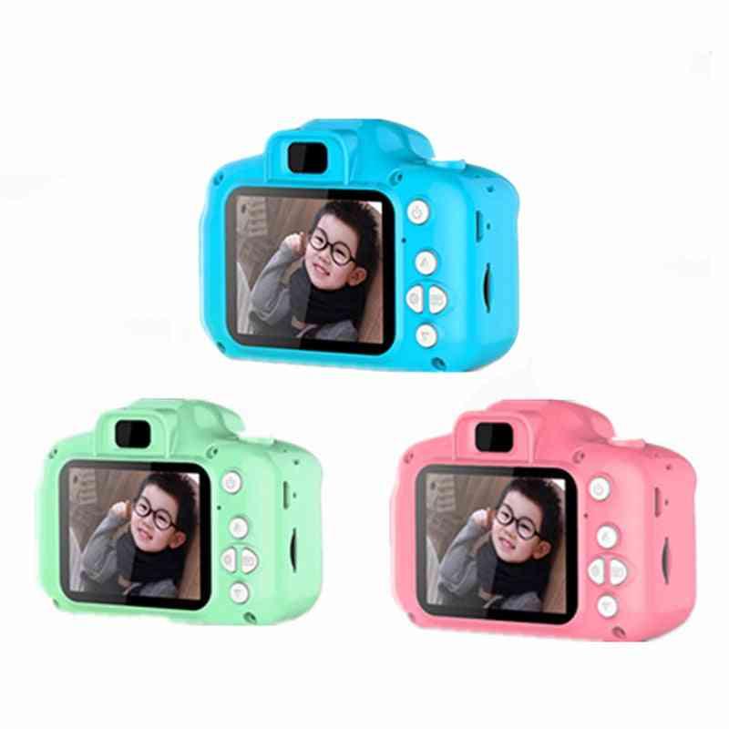 Mini Digital Camera Kids 2 Inch Hd Screen