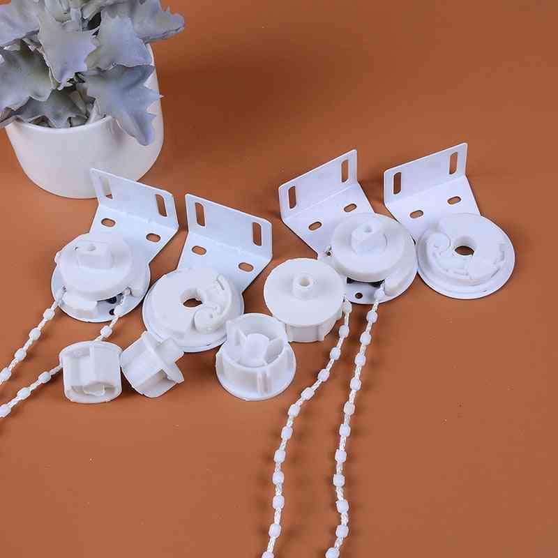 Window Treatments Hardware Roller Blind Shade Kit  Home Decor Bracket Chain