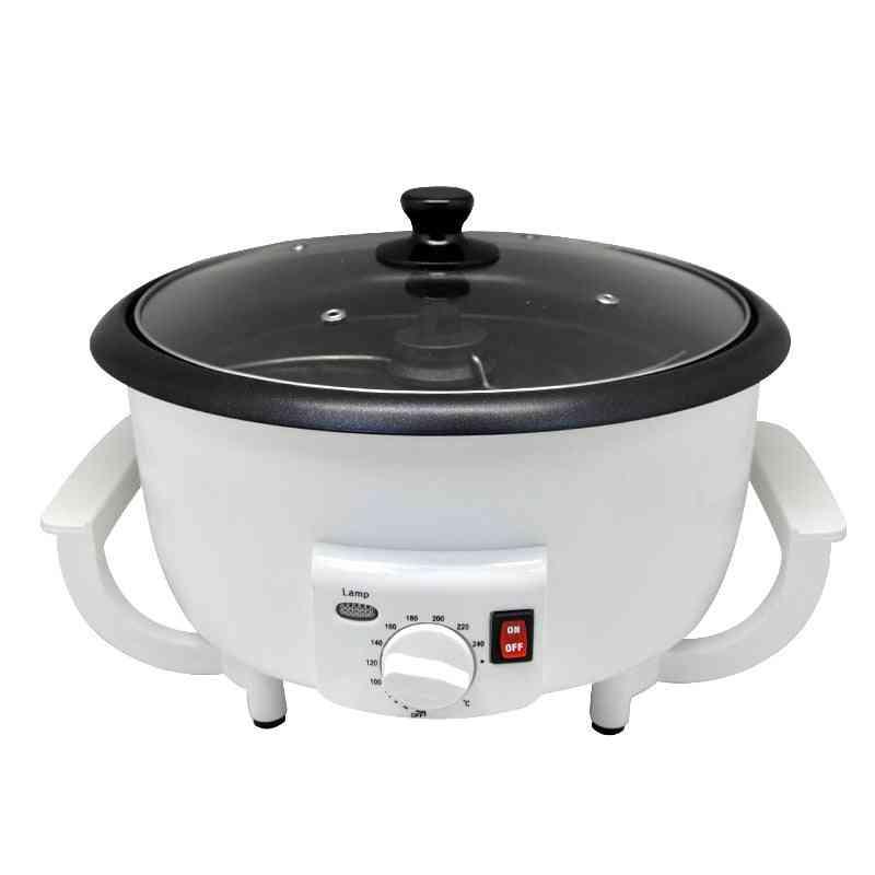 110v 220v Electric Roaster Machine Coffee & Beans Home Roasting, Household Grain Drying