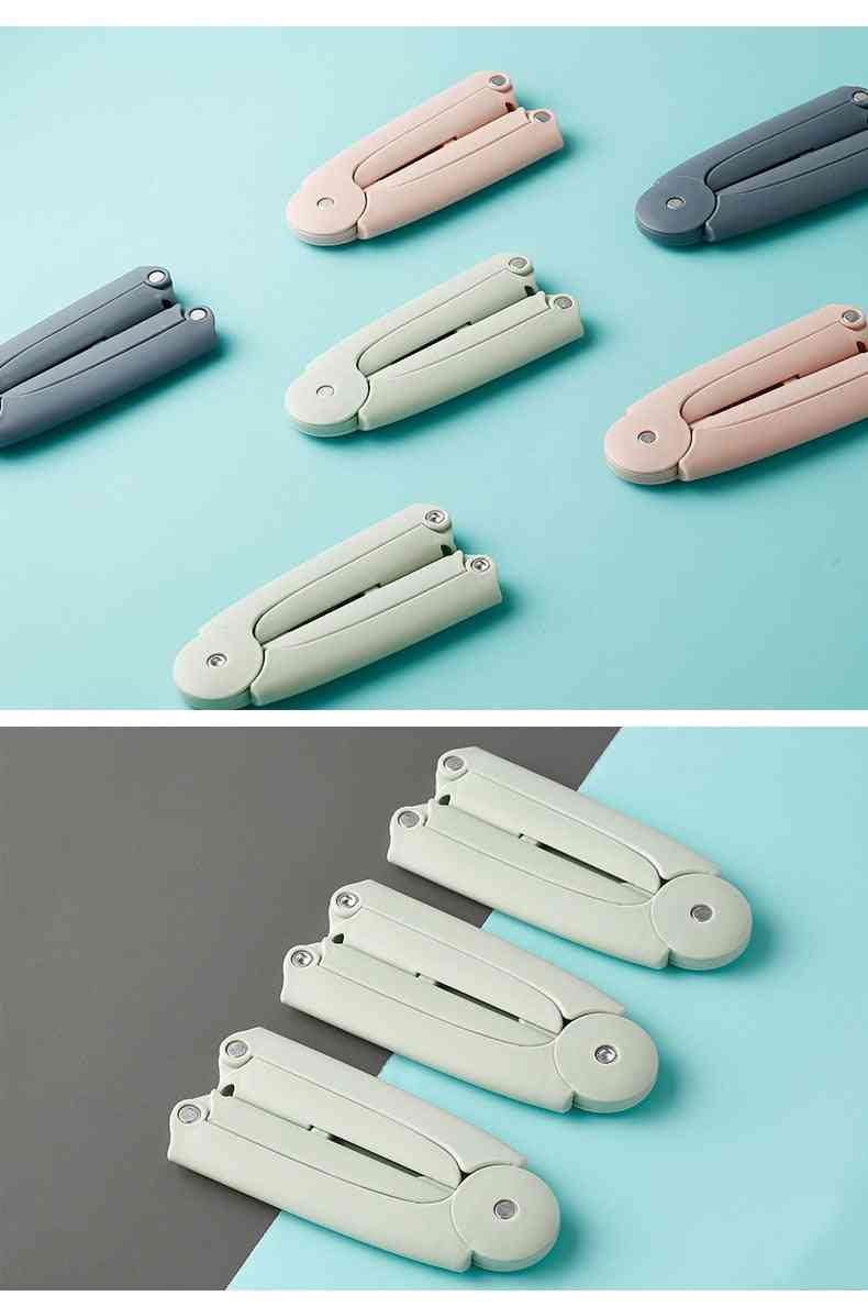 Multifunction Mini Portable Folding Hanger For Clothes