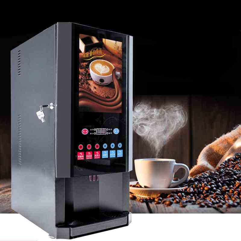 Commercial Automatic Instant Coffee /beverage Machine