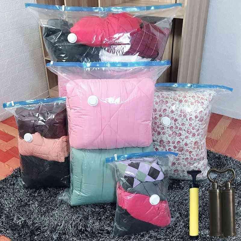 Air Vacuum Compressed Storage Bag