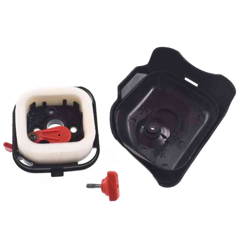 Air Filter Assembly With Cover For Zenoah Cycle Strimmer Brushcutter