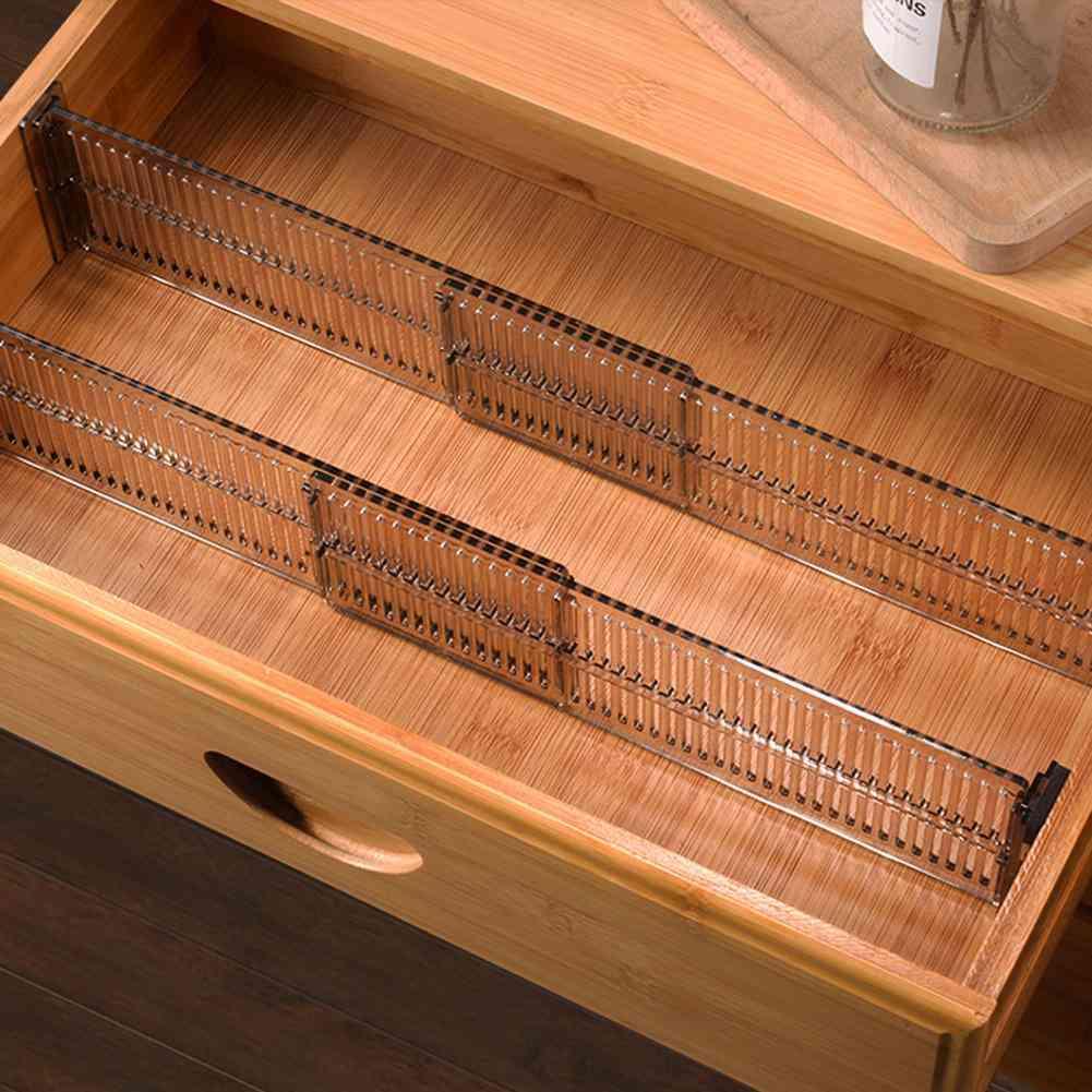 Durable Drawer, Cabinet Storage Partition Divider Organizer
