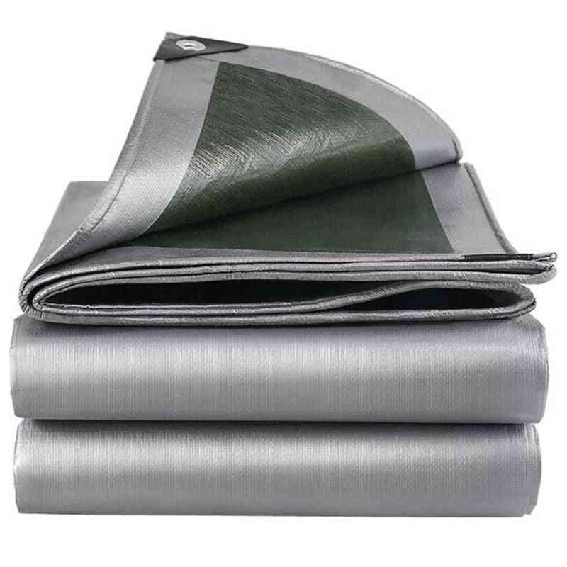 Various Size Pe Tarp Highly Transparent Cover Home Garden Rain Sail Waterproof Tarpaulin