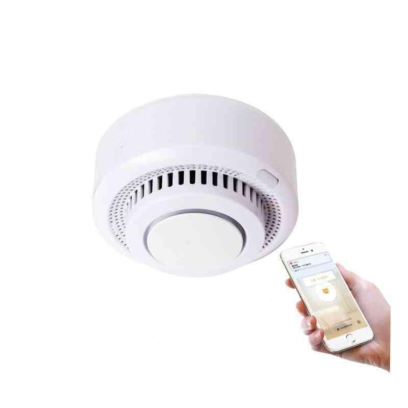Tuya Wifi Alarm Fire Protection Smoke Detector