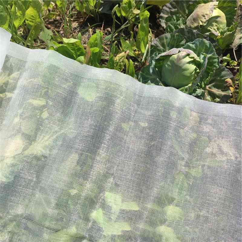 Mesh Greenhouse Protective Net Insect Bird Garden Hunting Blind Garden For Protect Flower Plant Fruits