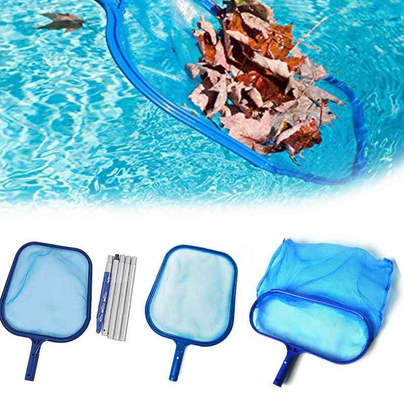 Blue Pool Cleaning, Net Professional Tool, Salvage Mesh Skimmer Leaf Catcher Bag, Swimmingpool Cleaner Accessories