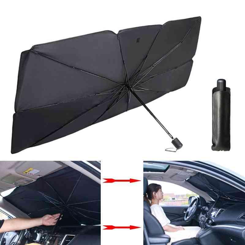 Car Sunshade Umbrella Uv Windshield Cover