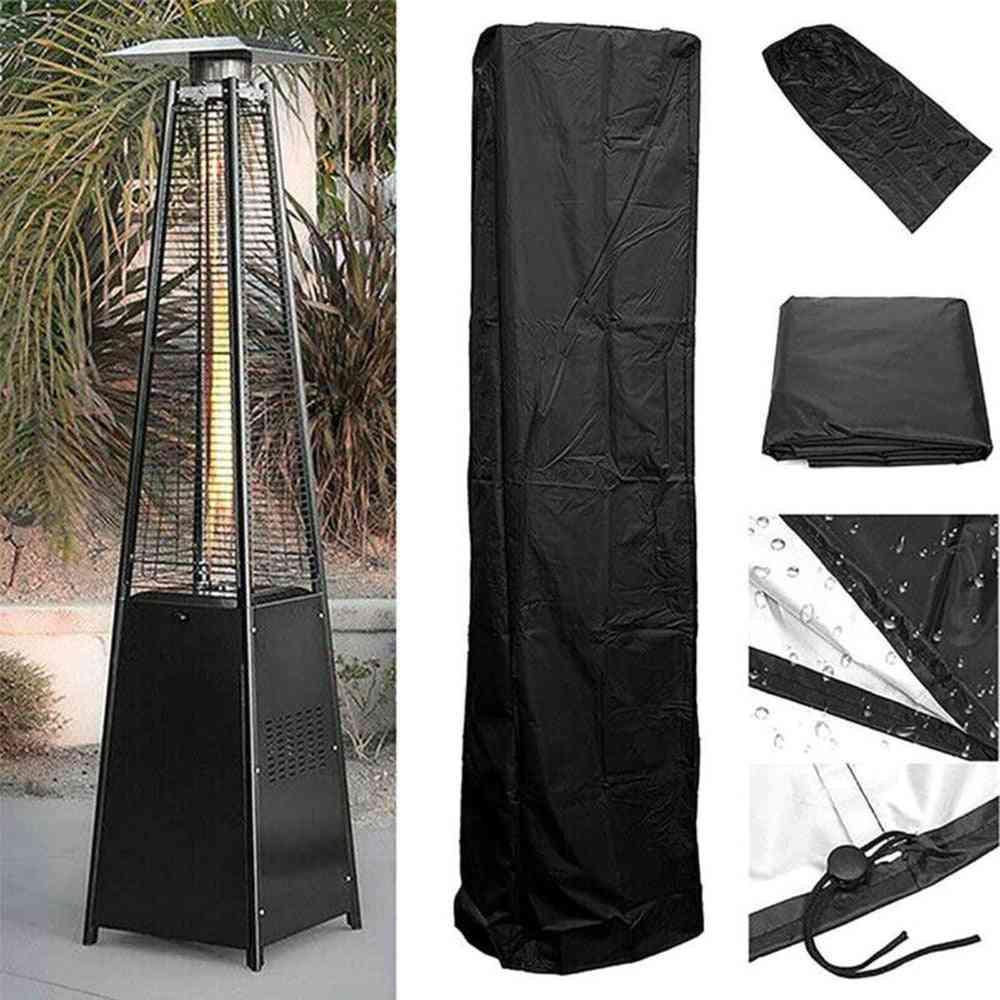 Waterproof Gas Pyramid Patio Heater Cover Home Garden