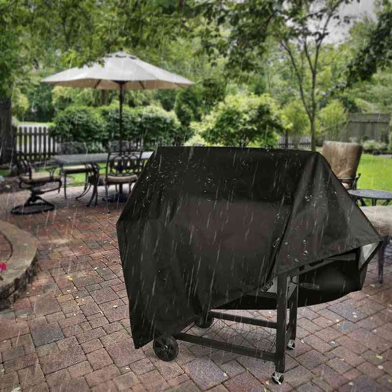 Waterproof Bbq Grill Barbeque Cover Outdoor Rain Grill Barbacoa Anti Dust Protector