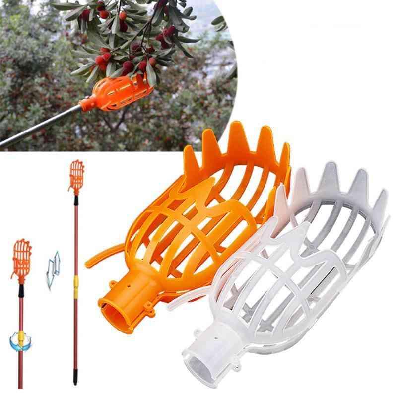 Plastic Fruits Picking Tool Picker Basket
