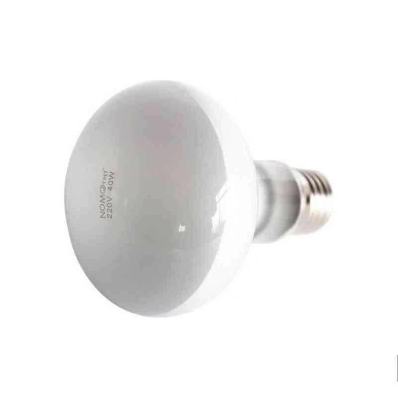 Turtle Basking Uv Light Bulbs Heating Lamp Amphibians Lizards Temperature Controller