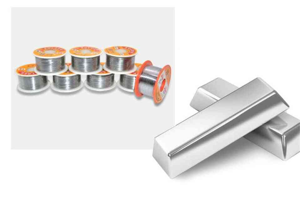 Tin Lead Tin Wire Melt Rosin Core Solder Soldering Wire Roll
