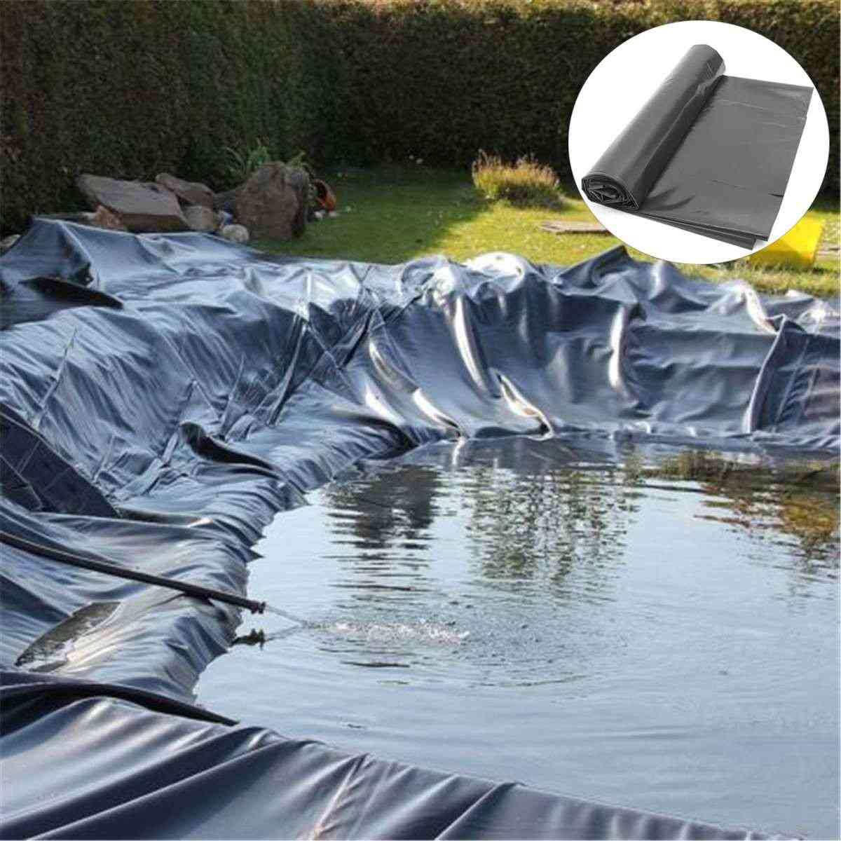 Landscaping Waterproof Impermeable Membrane Pools Cover