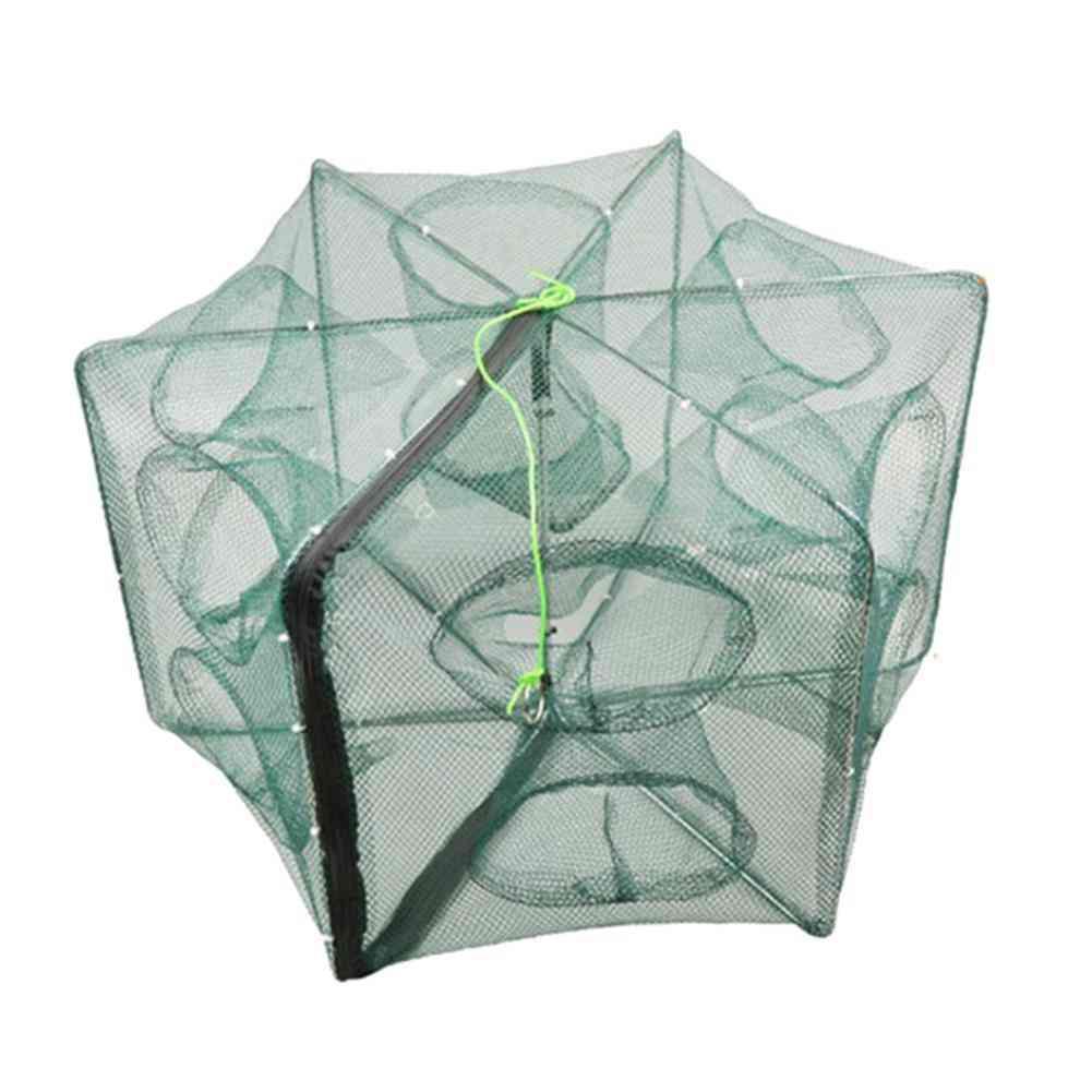 Portable Shrimp  Folding Fishing Net