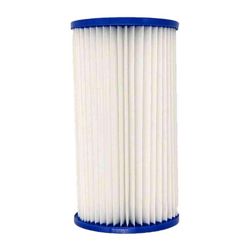 Intex Type A Pump Filter Cartridge Filter Suitable Air Conditioning (2pcs White)