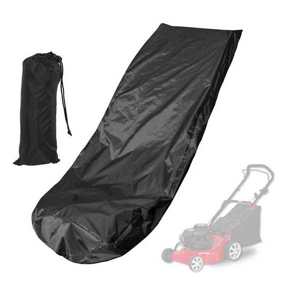 Foldable Waterproof Lawn Mower Cover