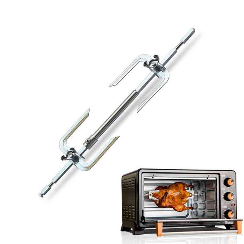 Portable Stainless Steel Barbecue Sticks