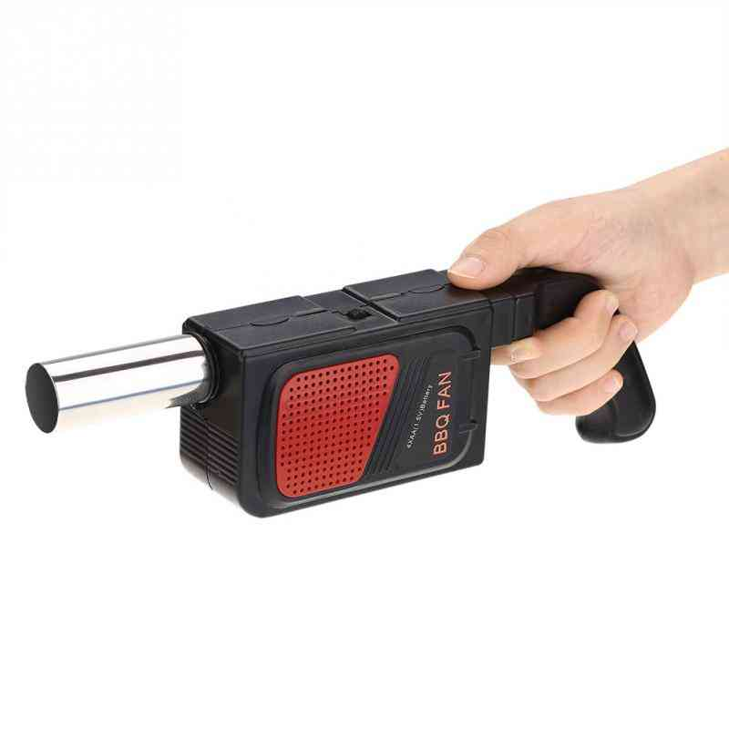 Electric Bbq Smoker, Air Blower, Fast Fire Starter For Charcoal Grills