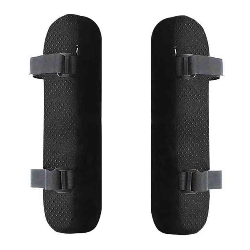 Chair Armrest Pads, Ultra-soft Memory Foam Elbow Pillow